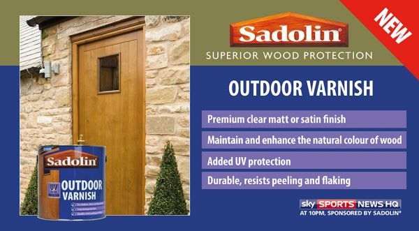 Sadolin Superior Wood Protection for interior & exterior & garden