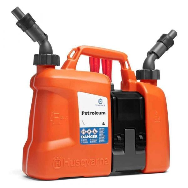 Husqvarna *Combi Petroleum & Oil - Can* 5Litre, Orange 580 75 42-01