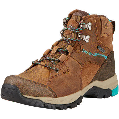 Ariat **Womens Skyline Mid GTX Boots** Taupe (Light Brown), Walking Boots