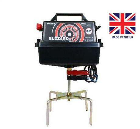 Hotline HLB525 Buzzard 12V Electric Fence Battery Energiser
