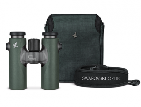 Swarovski Optik CL Companion 10x30 Binoculars & WN Wild Nature Accessory