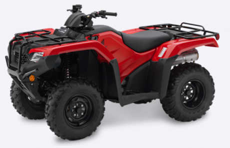 ATV Honda TRX 420 Fourtrax ES