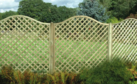 KDM Fence OMEGA LATTICE